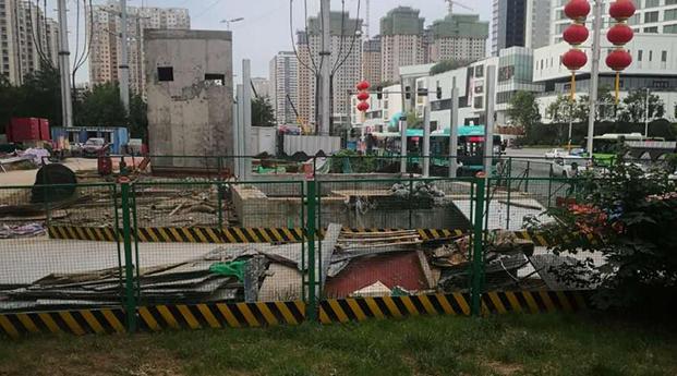 实拍六号线地铁站进展,这样年底能开通吗?