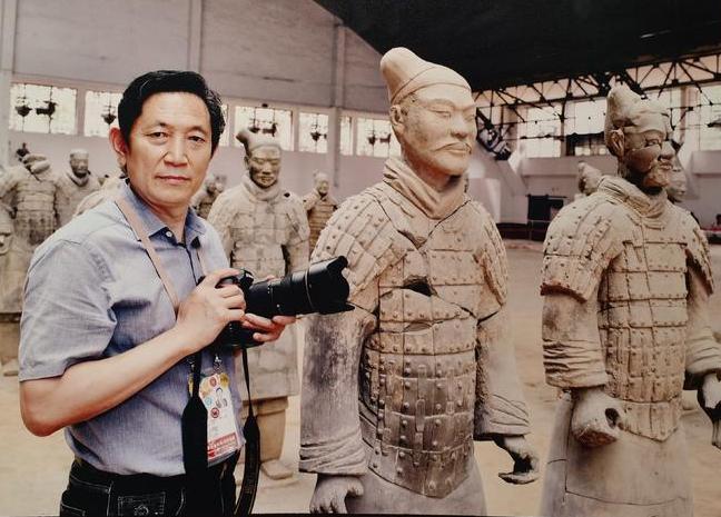 秦陵博物院国庆前推出新展 快来感受兵马俑摄影带来的震撼