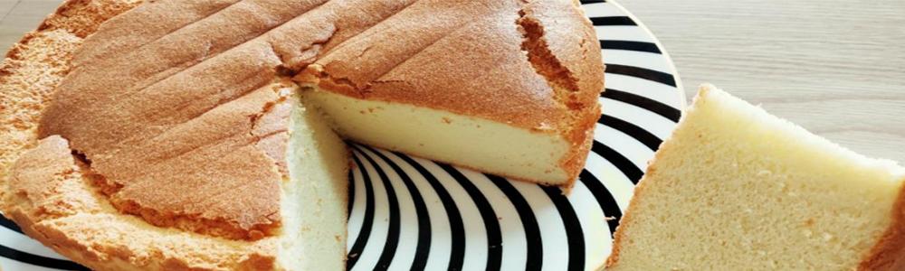 戚风蛋糕口感绵软 教你两种超简单的做法