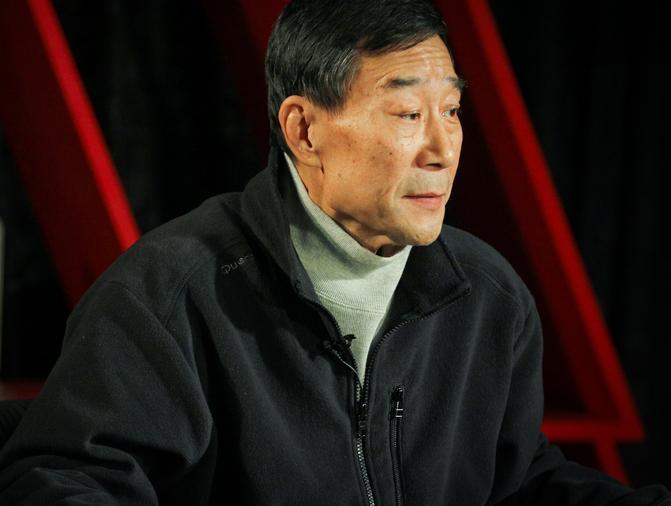李雪健称演戏是一种光荣的职业