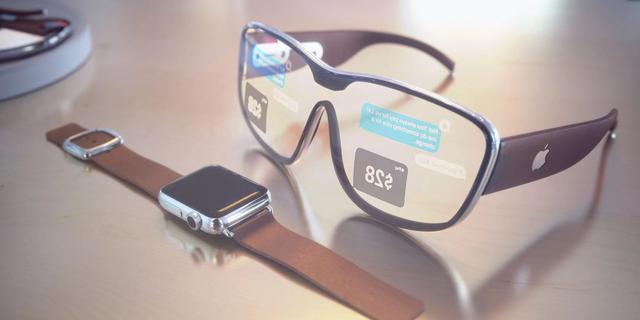 苹果眼镜等AR设备可能会创造虚拟键盘
